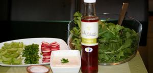 recette-vinaigrette-Yogourt-verjus